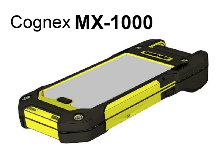cognex mx-1000 DPM barcode id reader kit 條碼讀取安裝至手機套件
